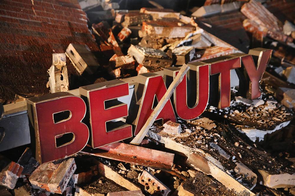 Beauty fine art photography