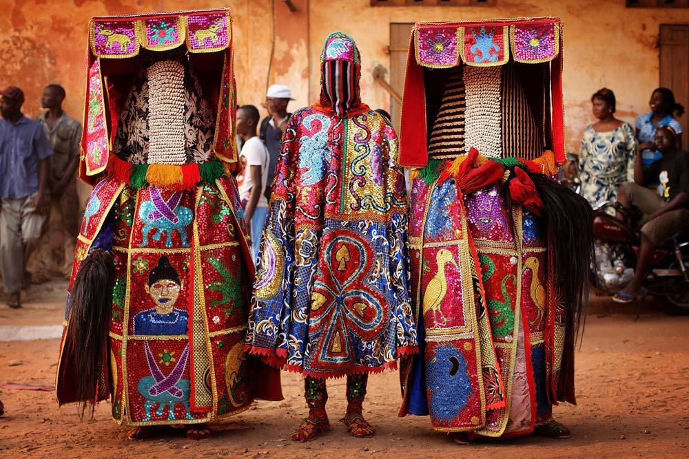 Benin Voodoo Ceremony from Fashion fine art photography