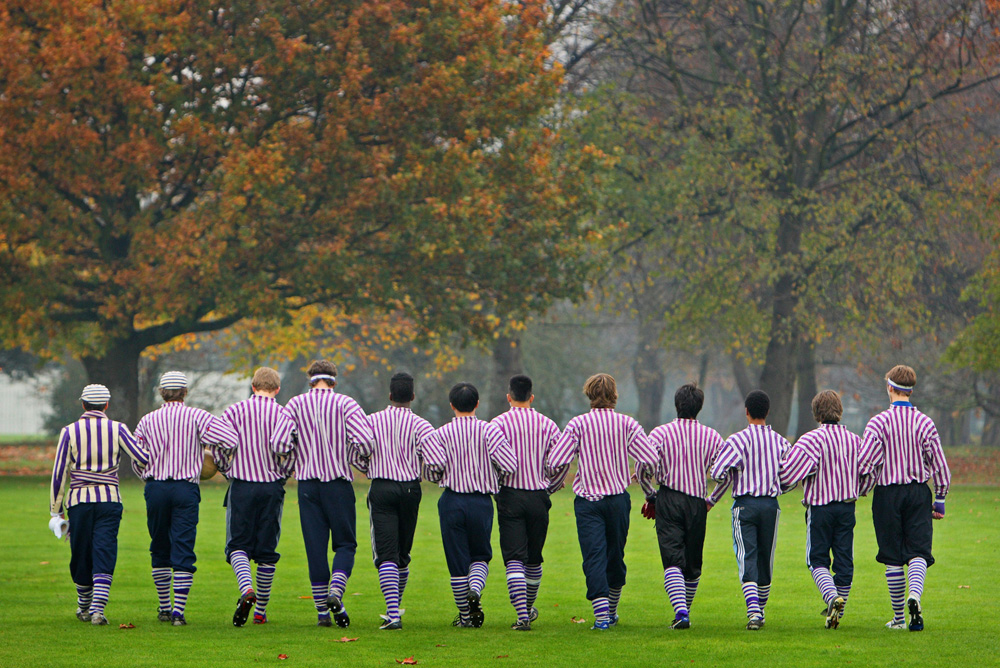 Eton Wall Game from Sports fine art photography