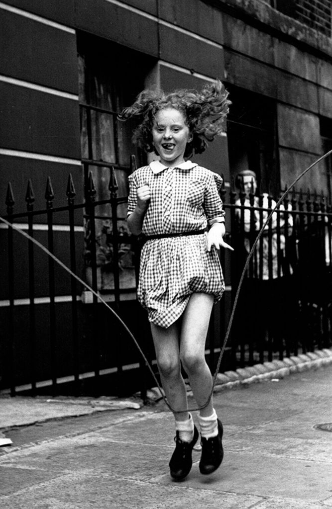 Skipping Rope from Thurston Hopkins fine art photography