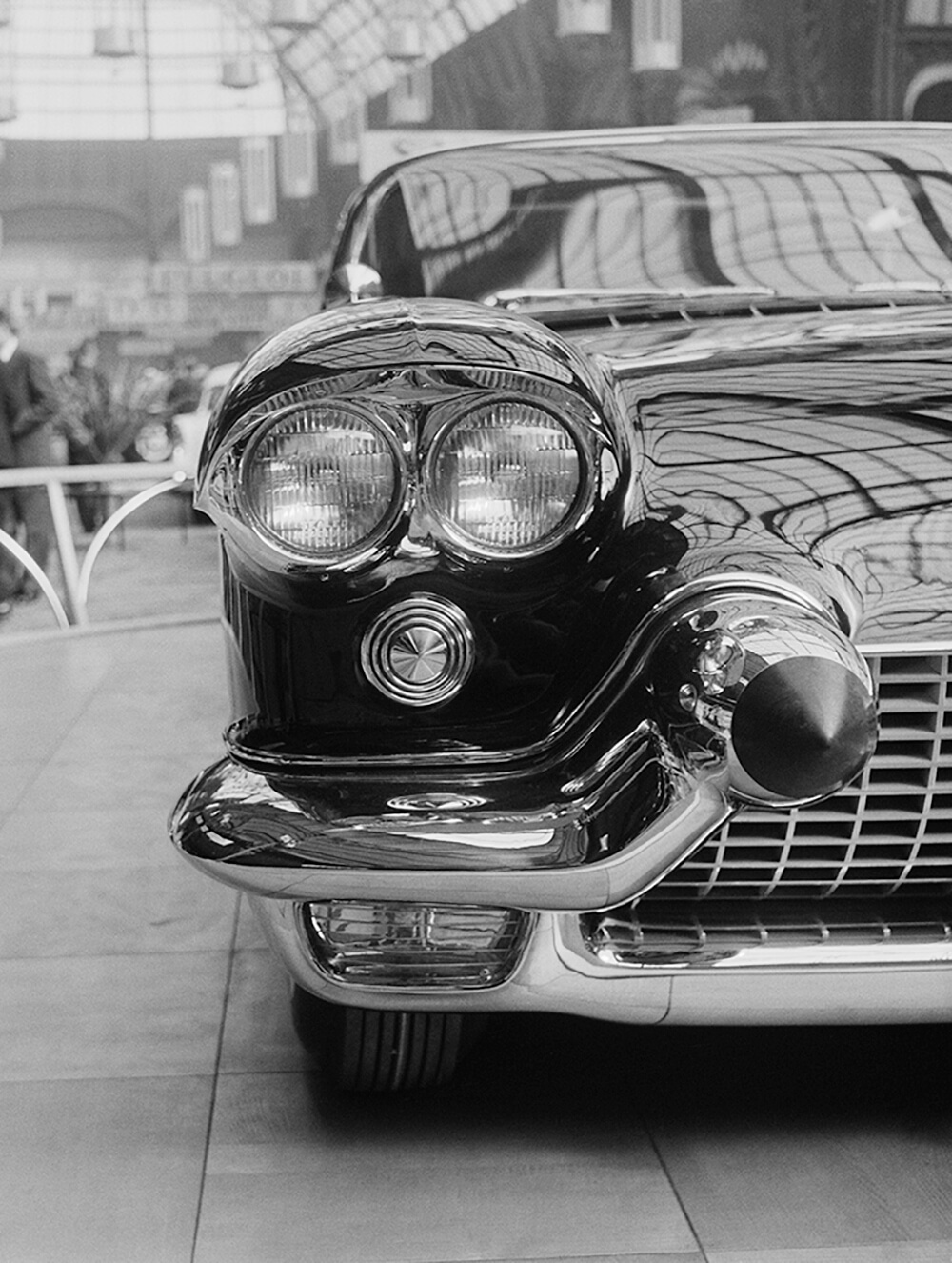 Cadillac from Transport fine art photography