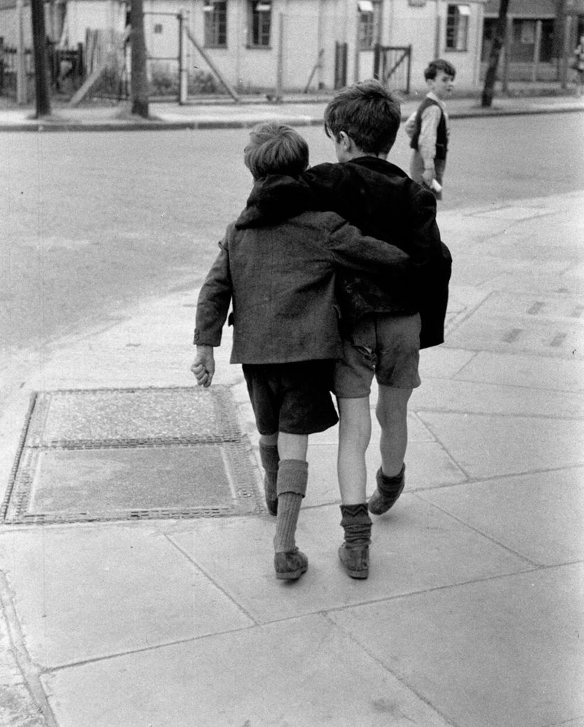 Two Friends from Thurston Hopkins fine art photography