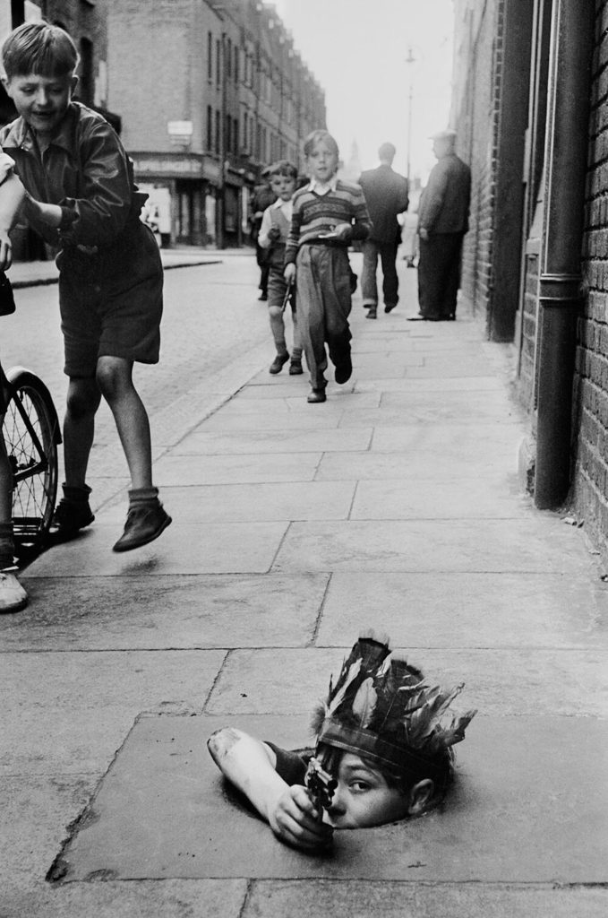 Street Games from Thurston Hopkins fine art photography