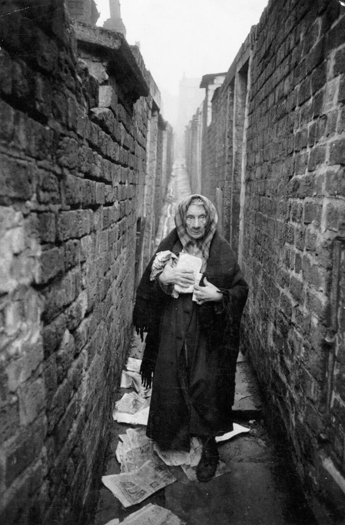 Old Woman from Thurston Hopkins fine art photography