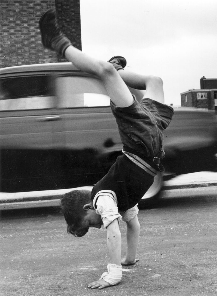 Handstand from Picture Post fine art photography