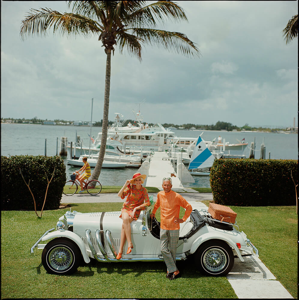All Mine from Slim Aarons Beach fine art photography