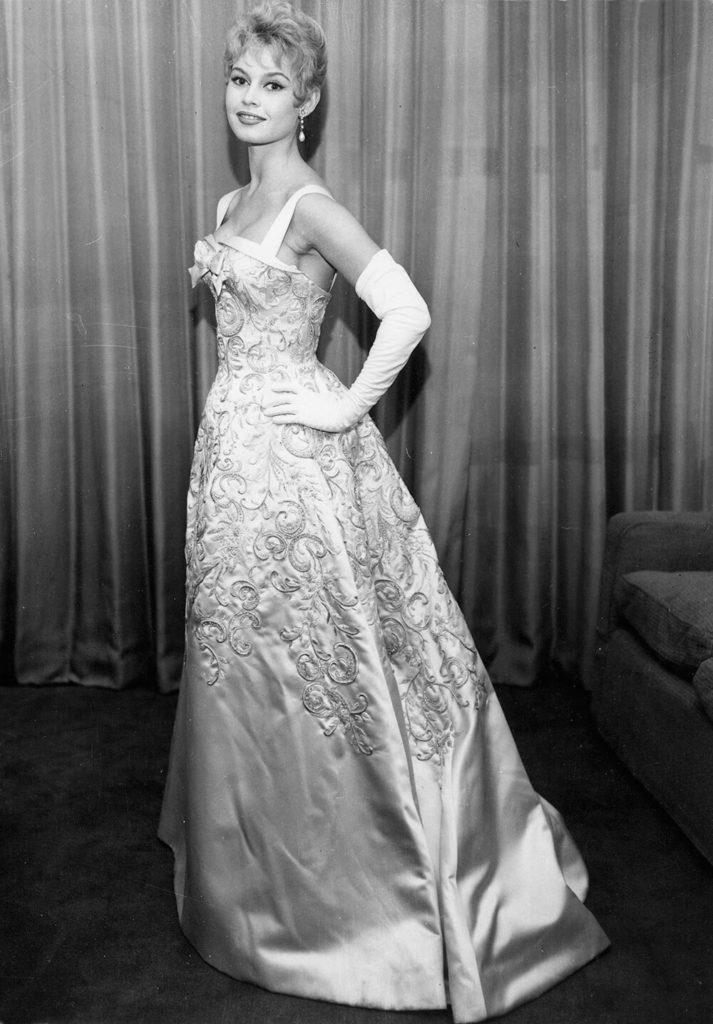 Brigitte Bardot from Fashion fine art photography