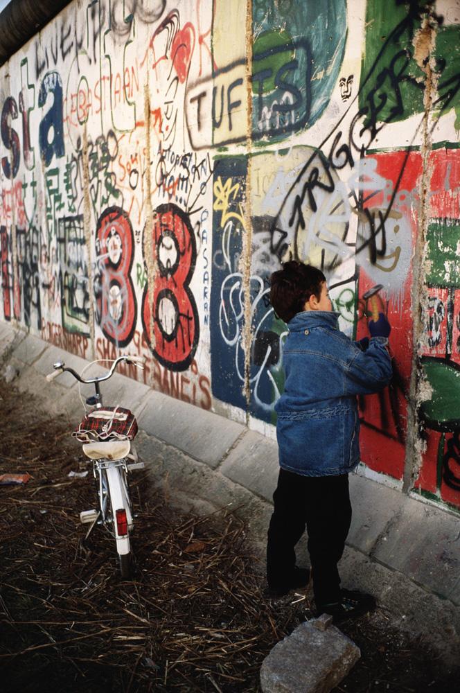 Berlin Wall Souvenir fine art photography