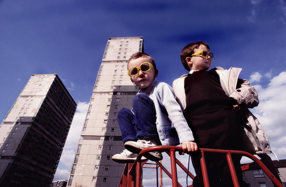 Glasgow Kids fine art photography