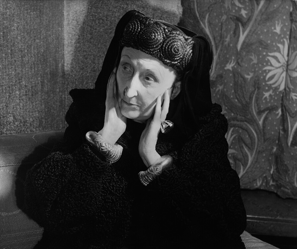 Edith Sitwell from Terry Fincher fine art photography
