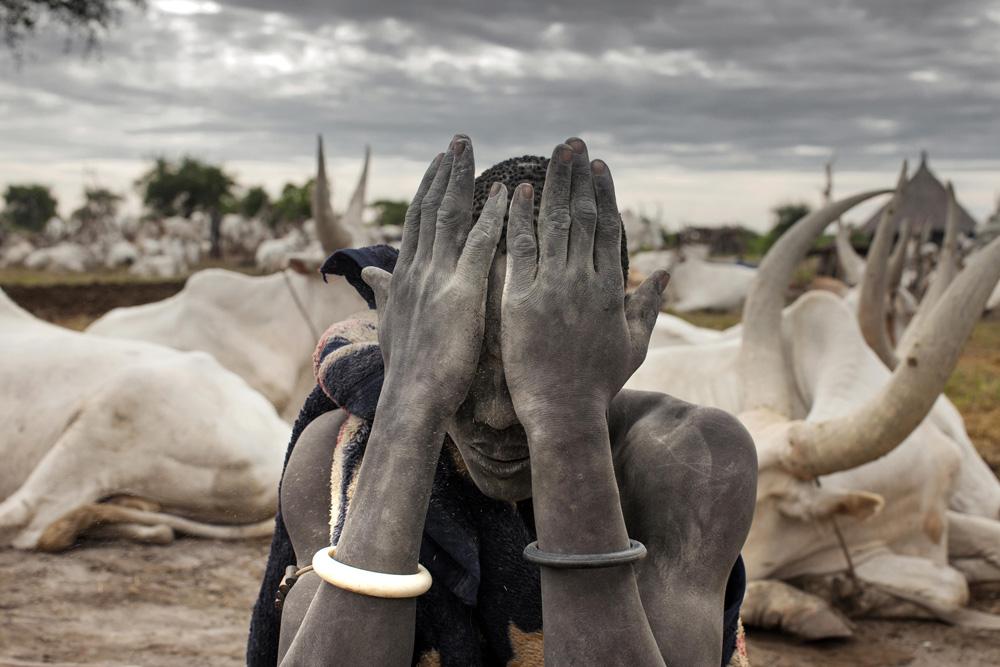 South Sudan Cattlemen fine art photography