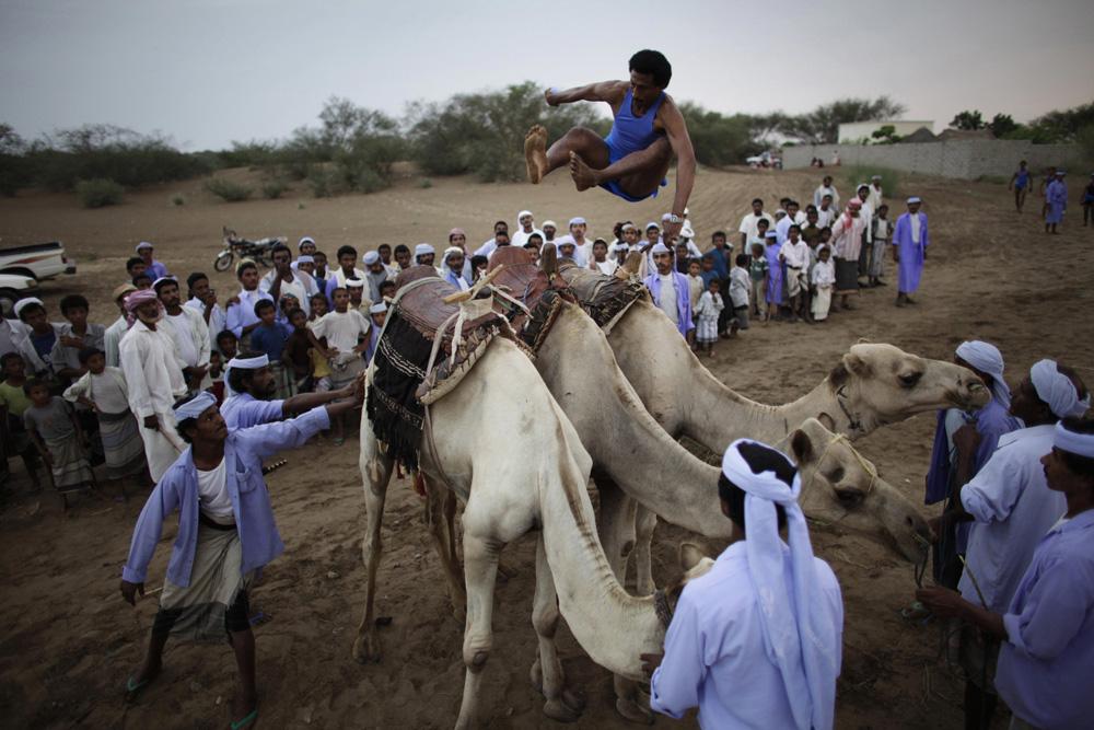 The Camel Jumper fine art photography