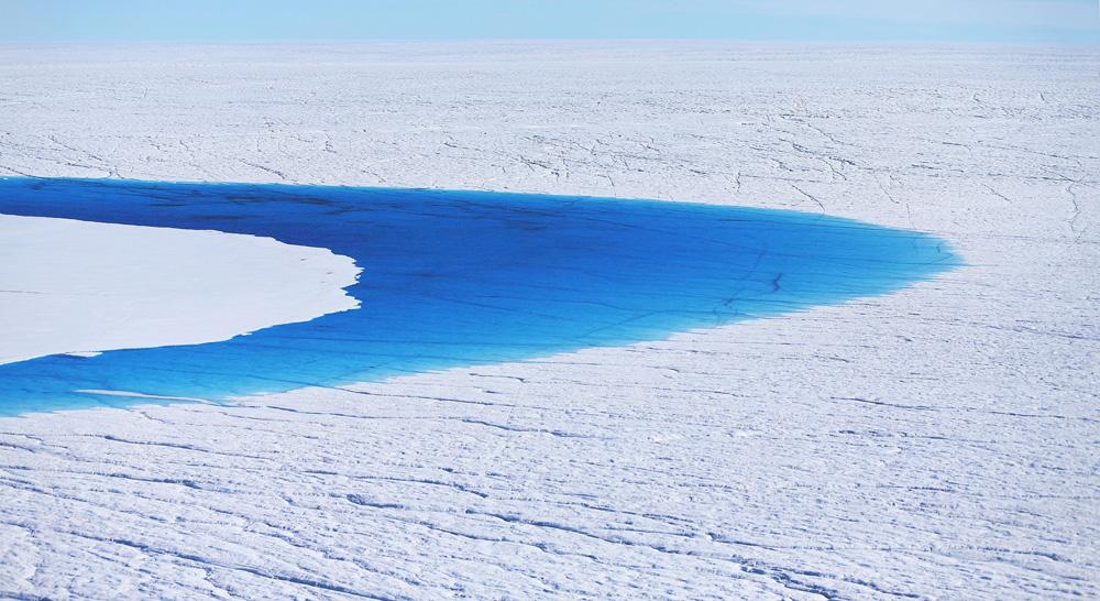 Greenland Ice Sheet #2 fine art photography