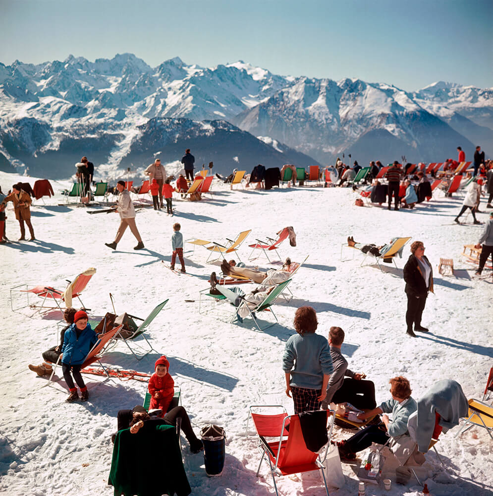 Verbier Vacation fine art photography