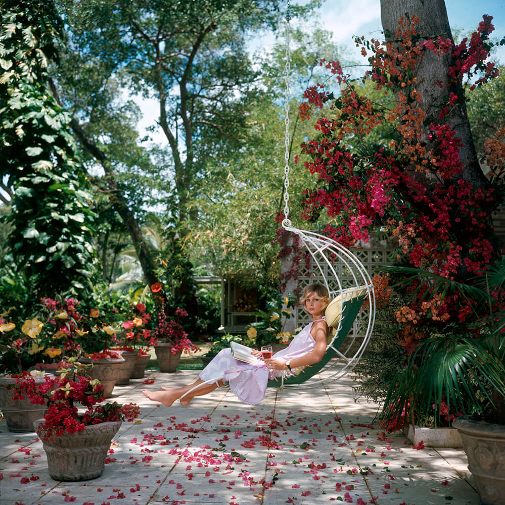 Barbados Bliss from Slim Aarons Islands fine art photography