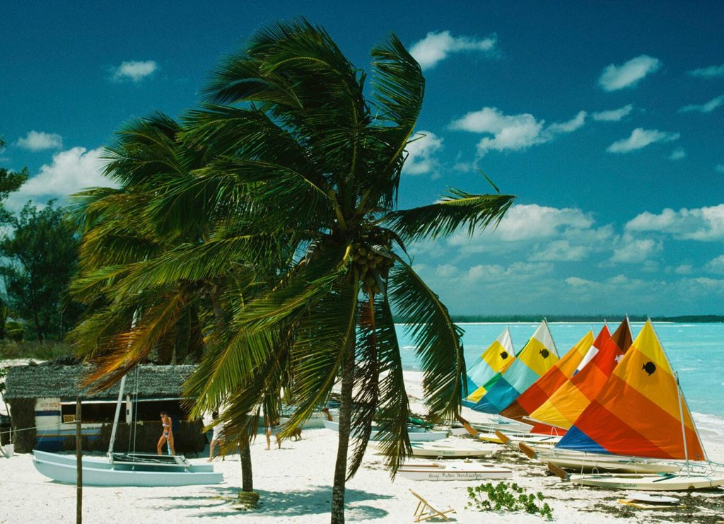 Treasure Cay from Slim Aarons Islands fine art photography