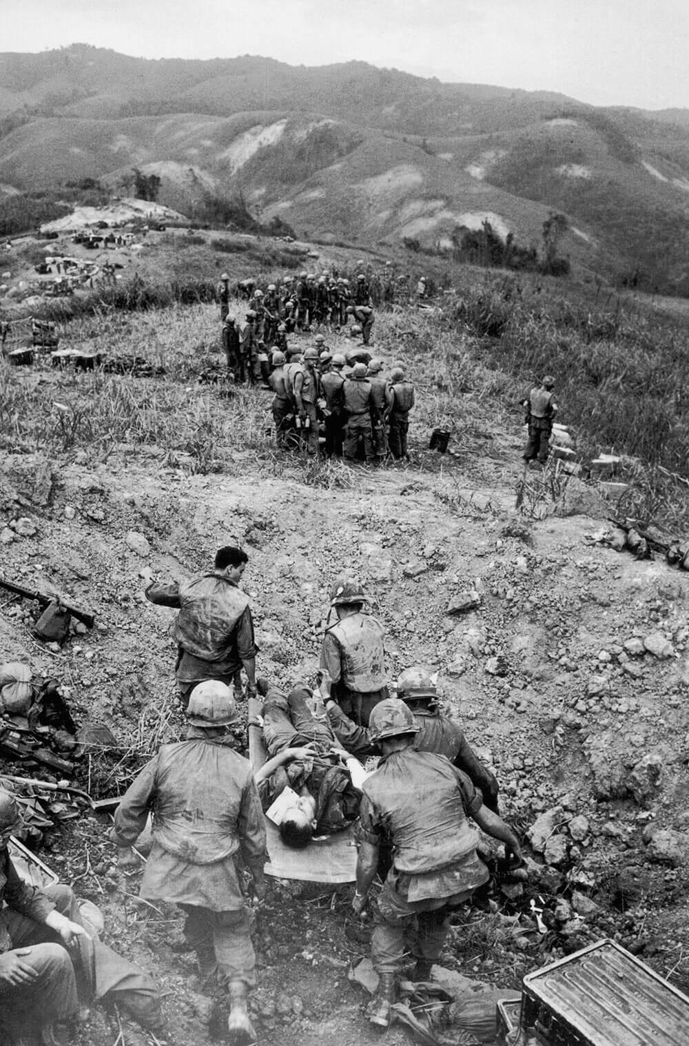 Vietnam Casualty fine art photography