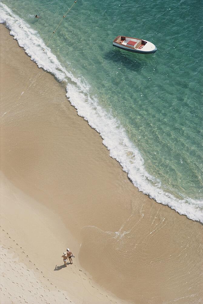 Caleta Beach, Acapulco from Slim Aarons Beach fine art photography
