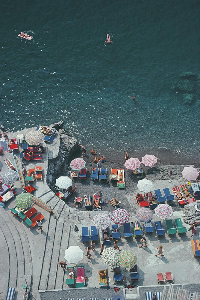 Slim Aarons Beach Getty Images Gallery