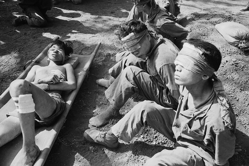Vietnamese POWs from Terry Fincher fine art photography