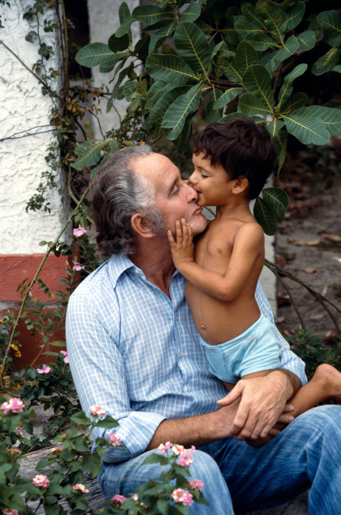 Ronnie Biggs And Son from Terry Fincher fine art photography