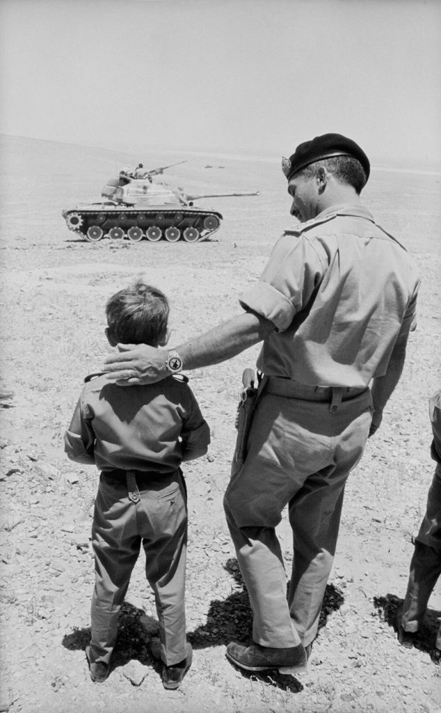 King Hussein And Son from Terry Fincher fine art photography
