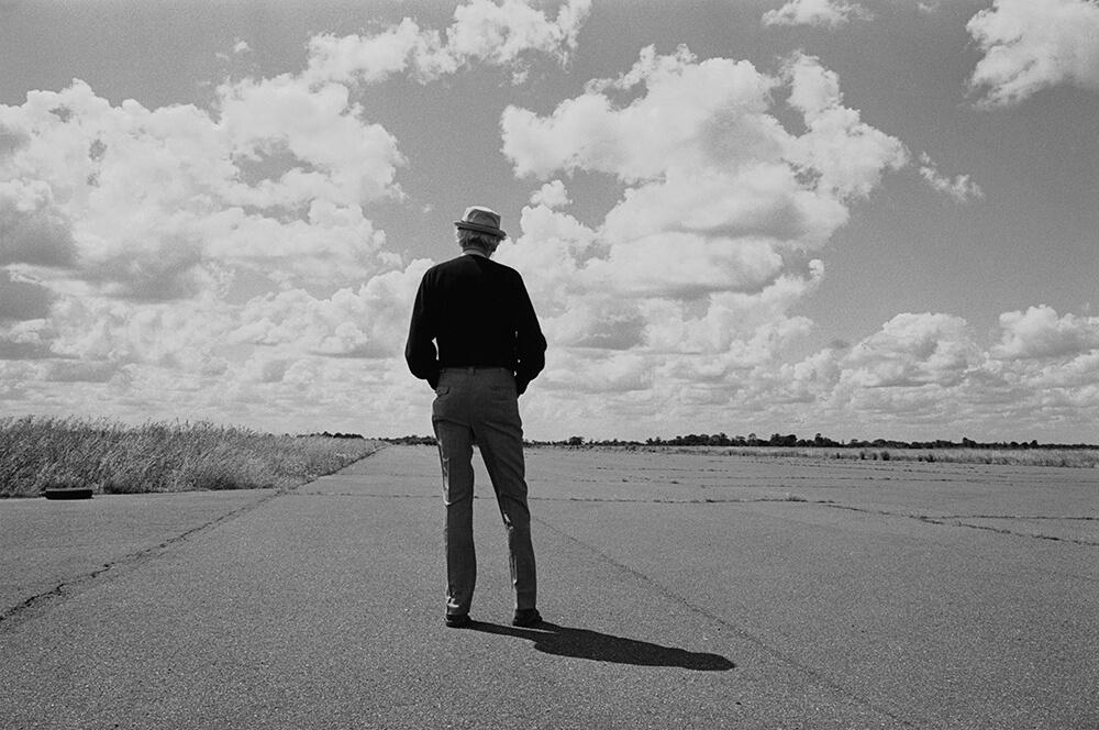 Stewart On Runway fine art photography