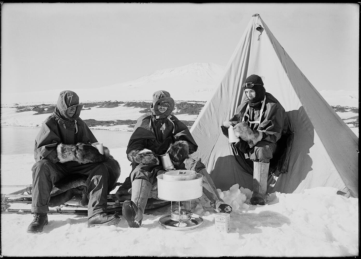 Terra Nova Expedition fine art photography
