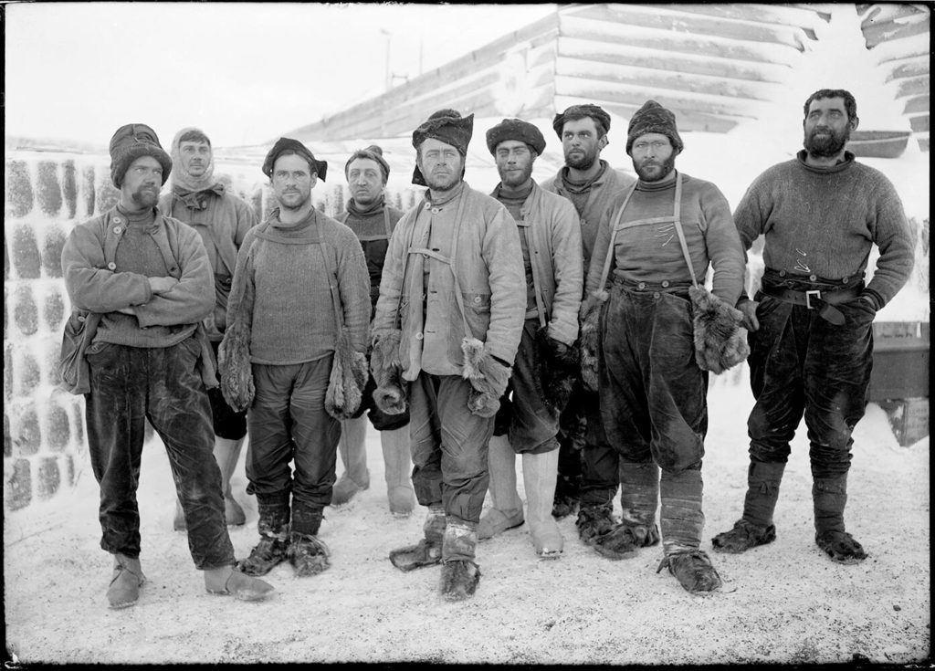Terra Nova Expedition from Herbert Ponting fine art photography