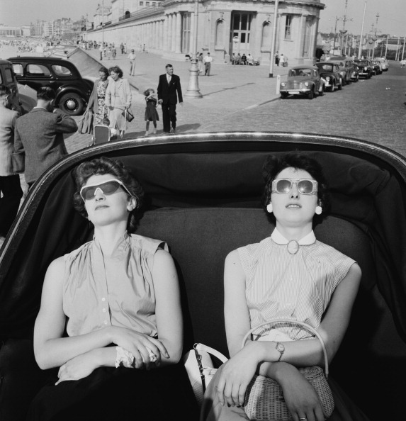Relaxing In Ostend from Thurston Hopkins fine art photography