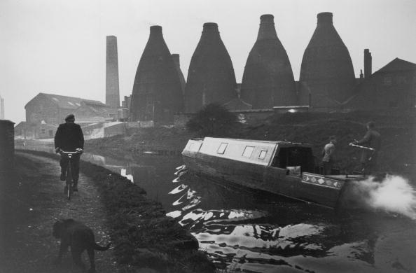 Canal Scene from Thurston Hopkins fine art photography