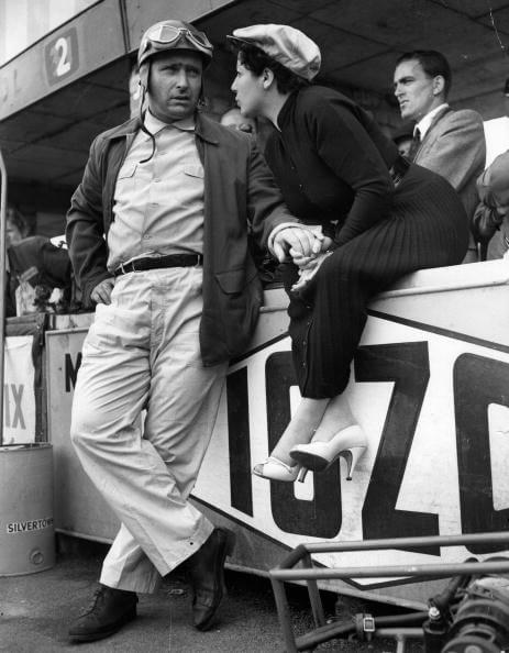 Juan Fangio from Sports fine art photography