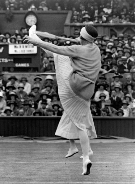 Suzanne Lenglen from Sports fine art photography