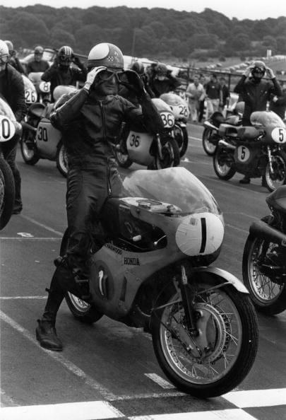 Mike Hailwood from Sports fine art photography
