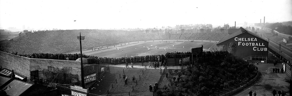 Stamford Bridge from Sports fine art photography