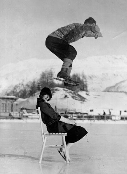 Chair Skate Leap from Sports fine art photography