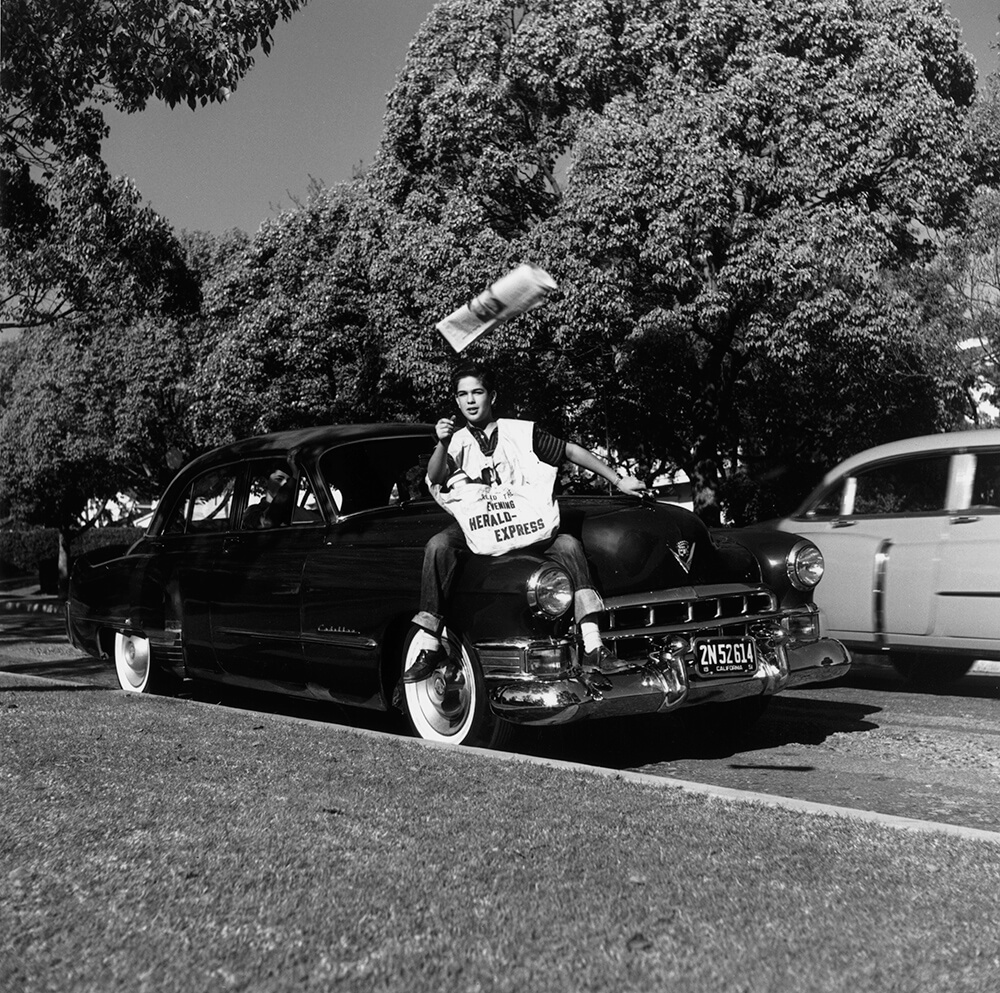 Easy Delivery from Slim Aarons B&W fine art photography