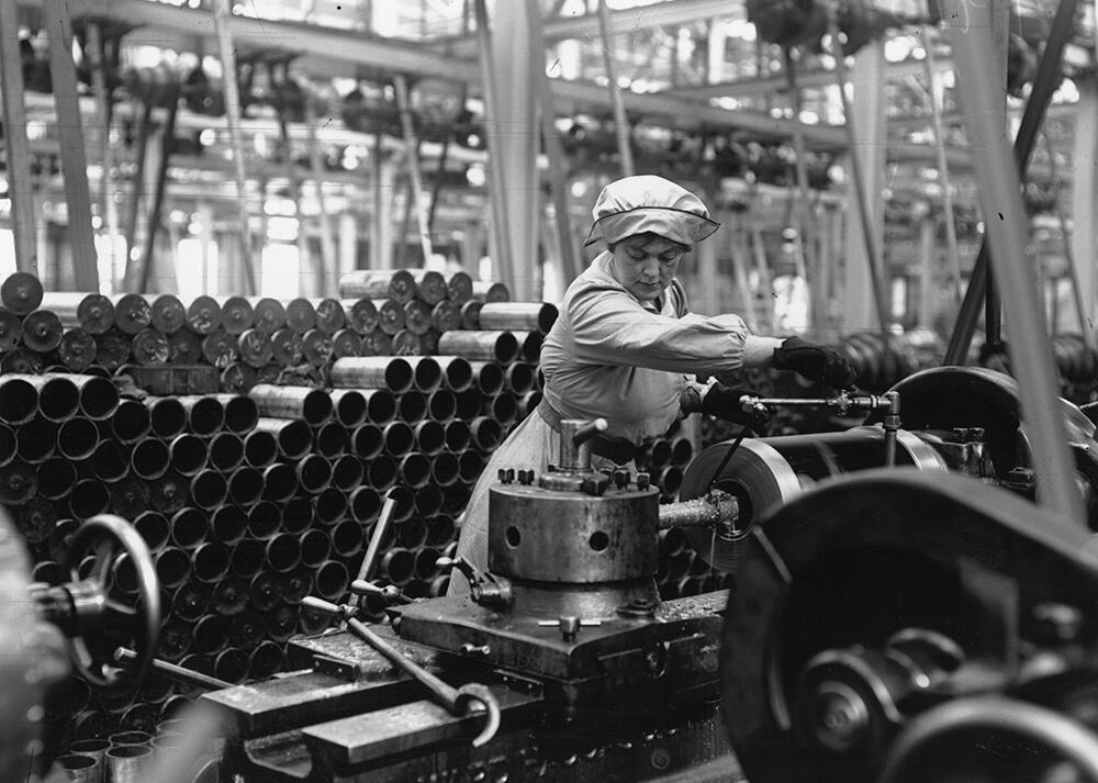Armaments Factory fine art photography