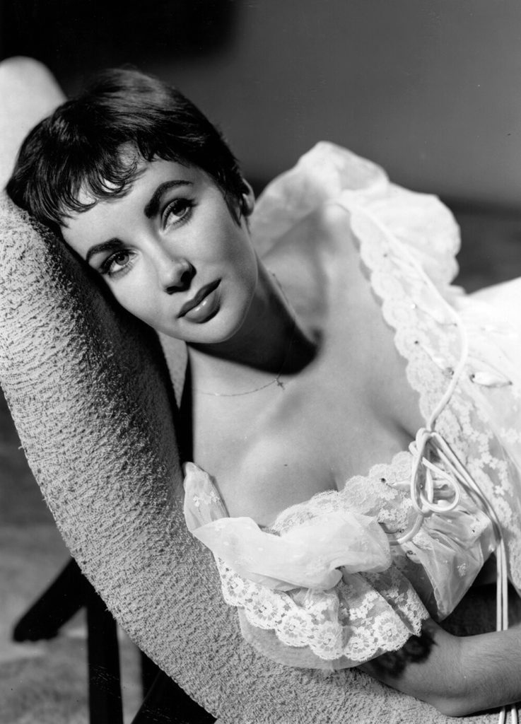 Elizabeth Taylor from Baron fine art photography