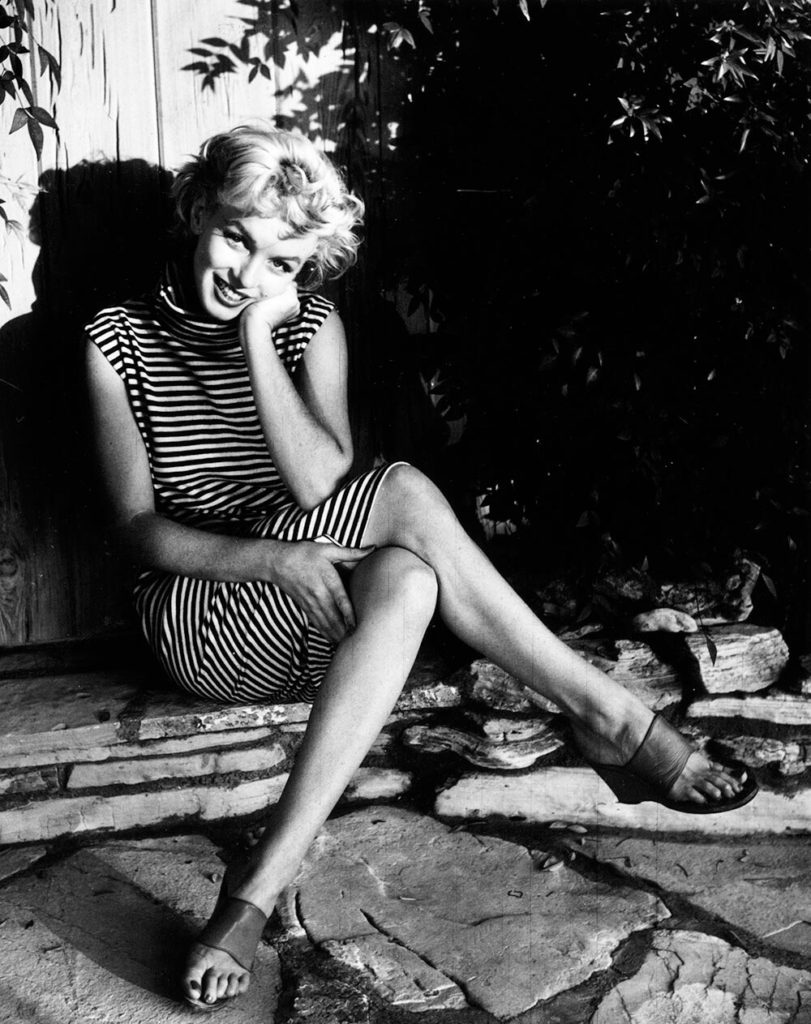Marilyn Monroe from Baron fine art photography