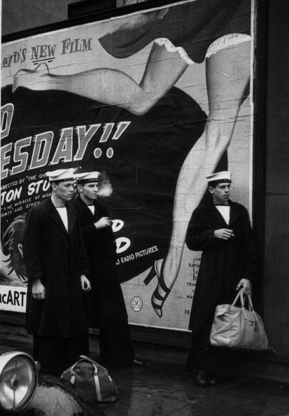 Walking In London from Thurston Hopkins fine art photography