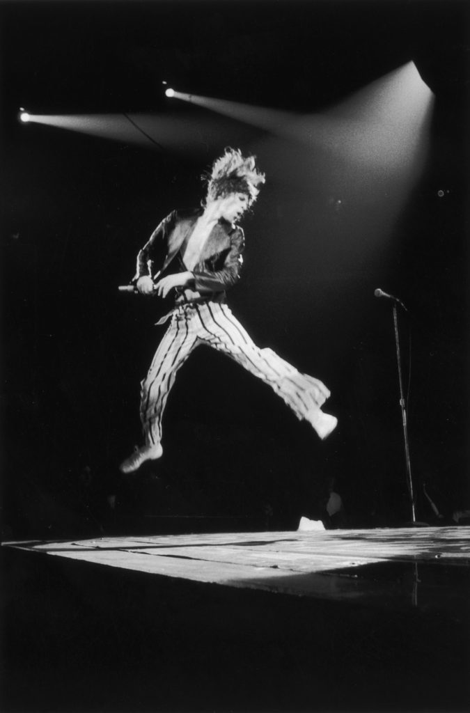 Jumping Jack Flash from Rolling Stones fine art photography