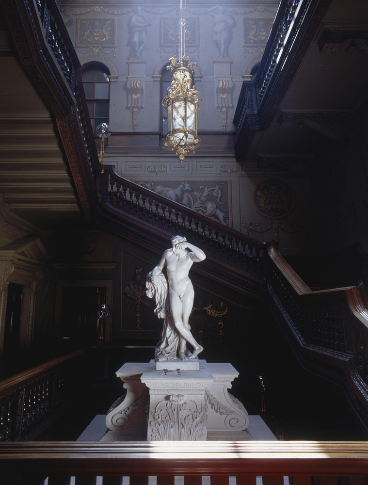 Houghton Hall from Christopher Simon Skyes fine art photography