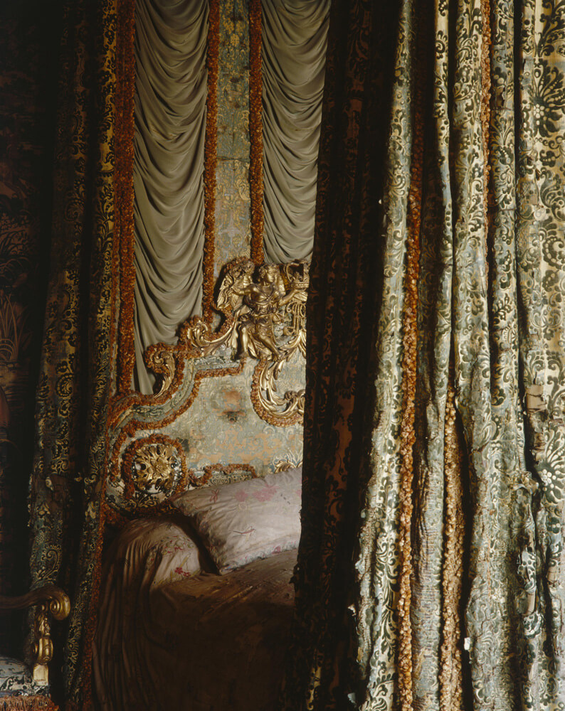 King's Bed from Christopher Simon Skyes fine art photography