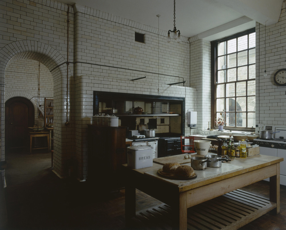 Ardkinglas Kitchen from Christopher Simon Skyes fine art photography