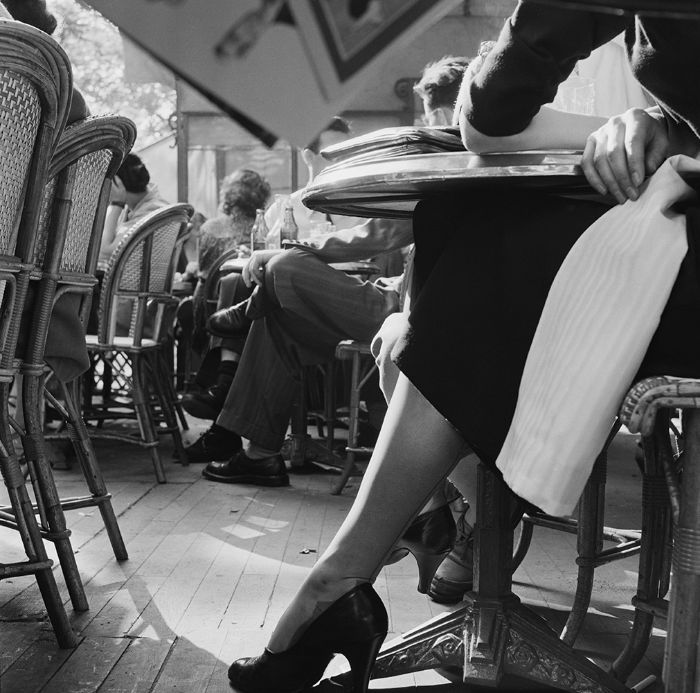 Elegant Ankle from Bert Hardy fine art photography