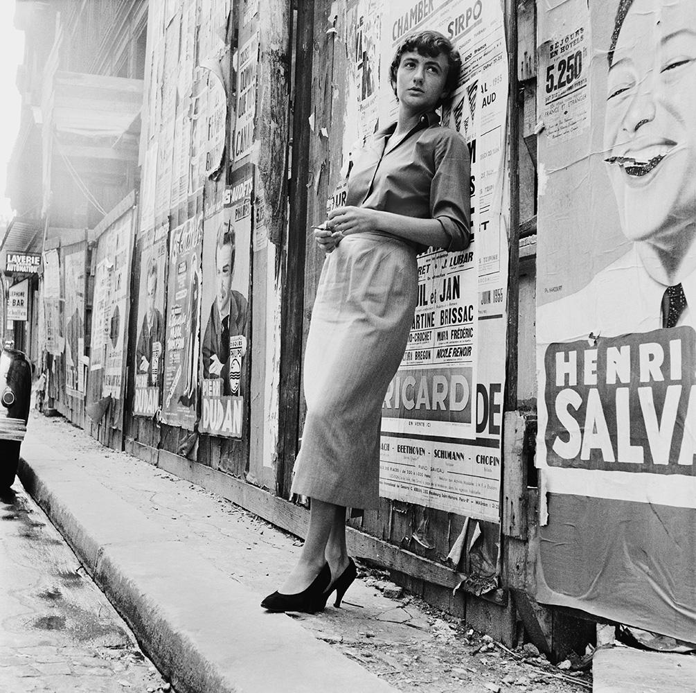 Francoise Sagan from Fashion fine art photography