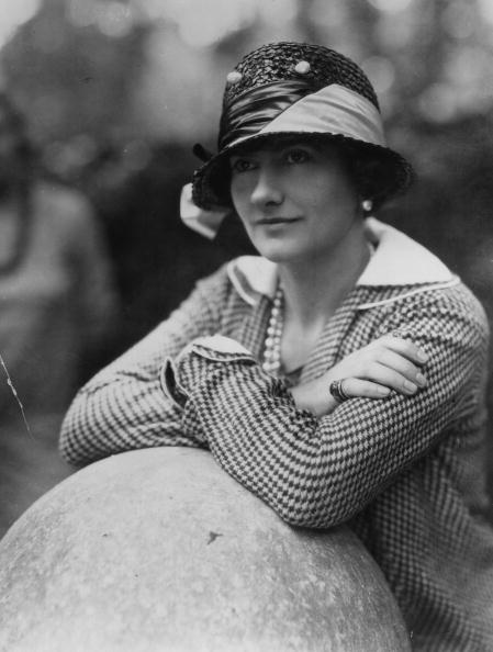 Coco Chanel from Portraits fine art photography