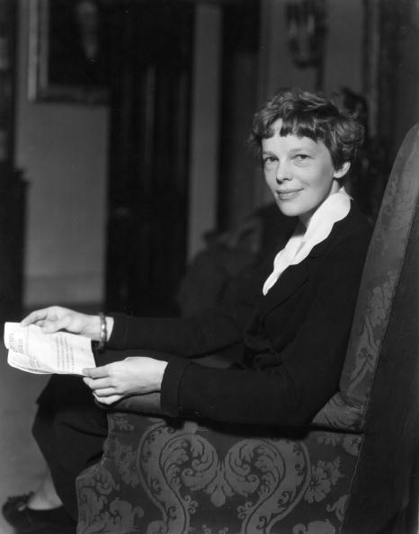 Amelia Earhart fine art photography