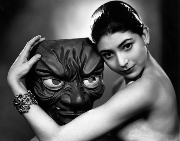 Fonteyn And Mask fine art photography